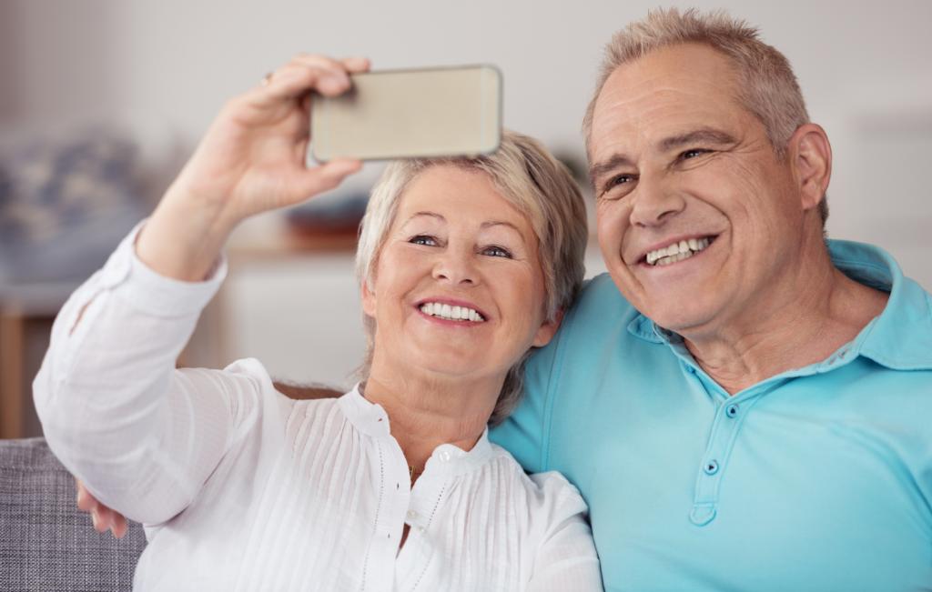 Vad är en seniortelefon?