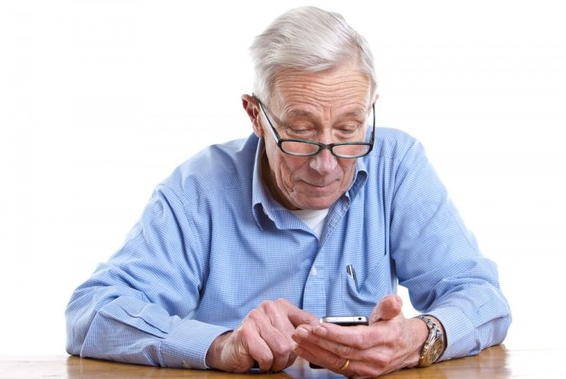 Välja rätt seniortelefon, en mobil för äldre.
